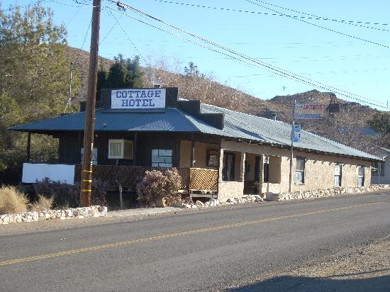 Randsburg, Καλιφόρνια: Cottage Hotel
