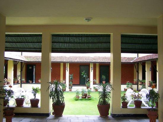 Planet Bhaktapur Hotel: l'interno