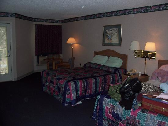 Twin Mountain Inn & Suites: Clean and cozy