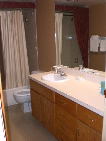 Jackson Hole Lodge: Bathroom - View 1