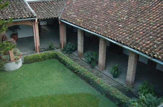 Posada San Martin : View from our room