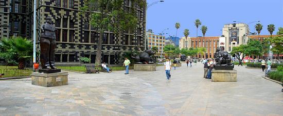 Medellin, Colômbia: Museo de Antioquia