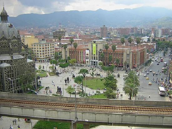 Medellin, Colombia: Museo de Antioquia