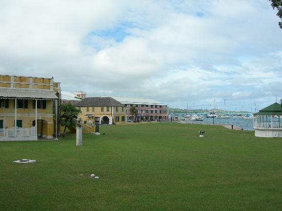 Villa Madeleine Resort Condominium: Harbor in Christiansted