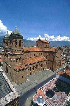 Medellin, Colombia: Catedral Metropolitana