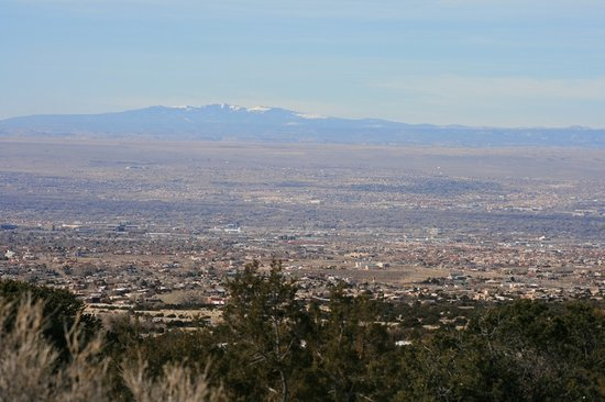 New Mexiko: ABQ view