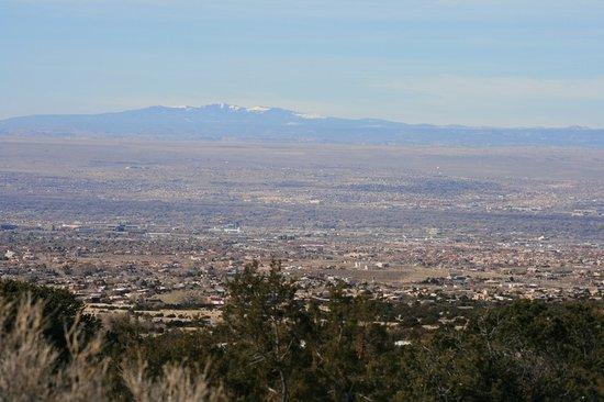 نيو مكسيكو: ABQ view