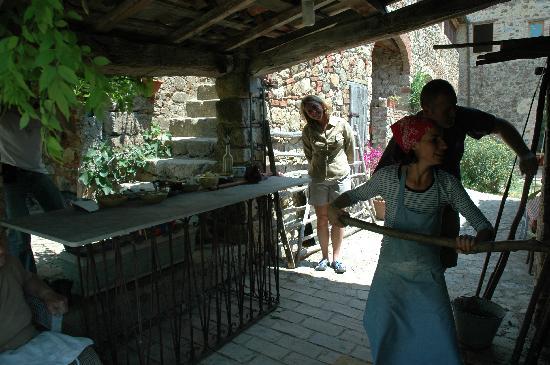 La Limonaia : Bread and Pizza Experience