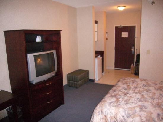 Comfort Inn Mississauga: Room