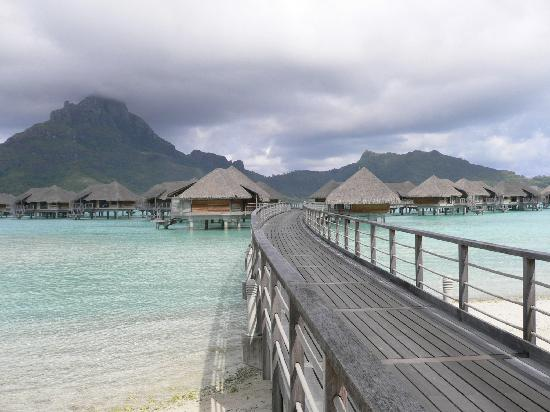 InterContinental Bora Bora Resort & Thalasso Spa : bungalow