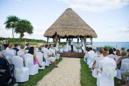 Resort Photo From Xcaret Tower Occidental At Destination Featured Grand Wedding