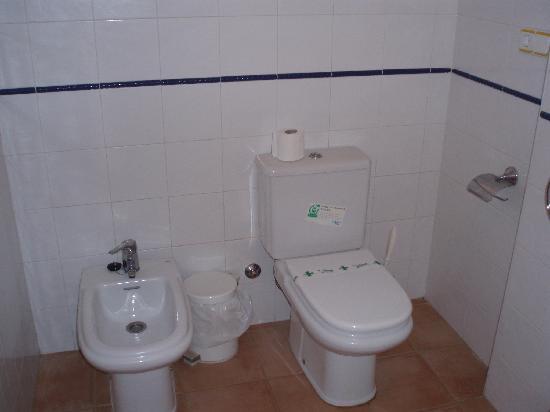 Mojacar Beach Hotel de Apartamentos: baño 2