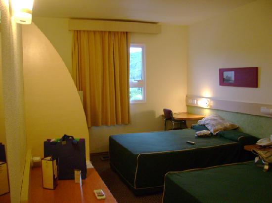 Uniao da Vitoria, PR: Hotel 10 room