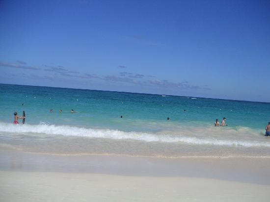 Occidental Caribe: More beach