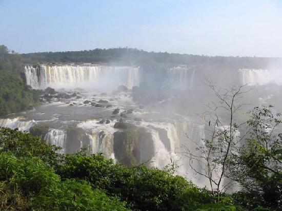 Puerto Iguazu, Argentinië: Water , Water & Water