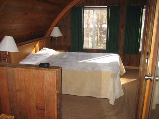 Unicoi State Park & Lodge: Bedroom