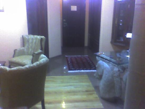 Quinta Del Rey Hotel: bedroom entrance