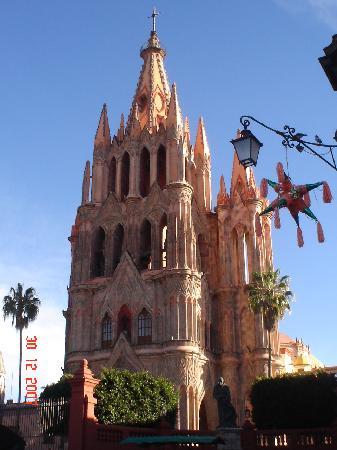 Real de Minas San Miguel de Allende: San Miguel de Allende