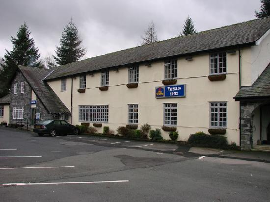 Waterloo Hotel Betws Y Coed Reviews