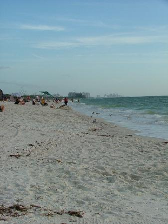 Hampton Inn Bonita Springs/Naples North: beach