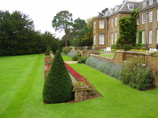 Banbury, UK: Parterre