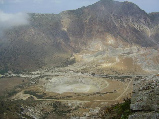 Dodecanese, Yunani: Volcano, Nisyros