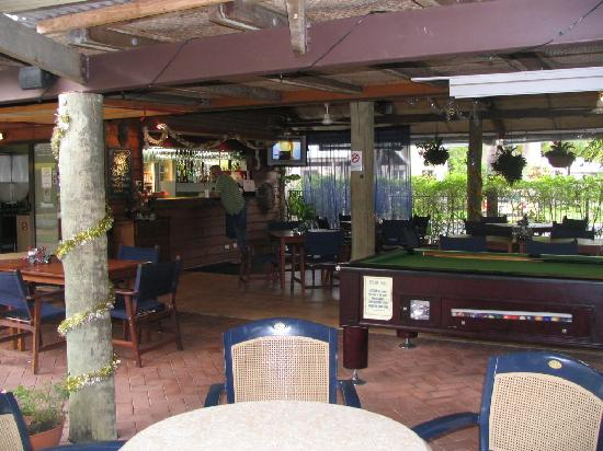 Port Douglas Plantation Resort: Restaurant / bar