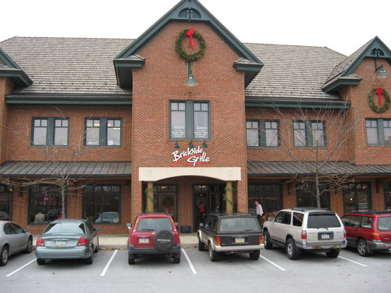 Exton, PA: The Brickside Grille, Eagleview, PA