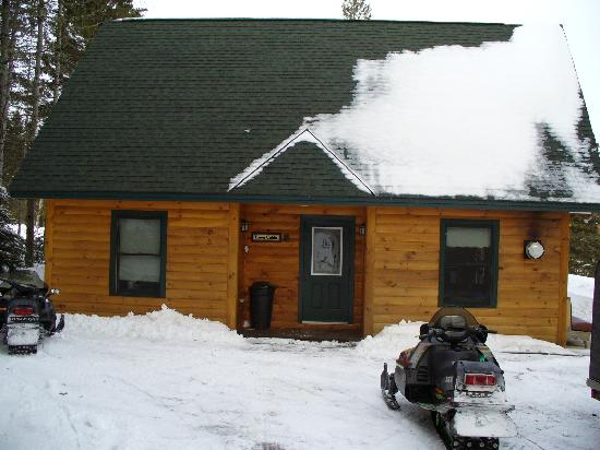 Partridge Cabins : Loon Cabin