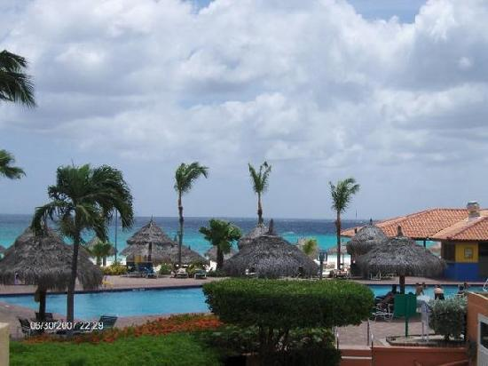 Aruba Beach Club: ABC - view from our deck