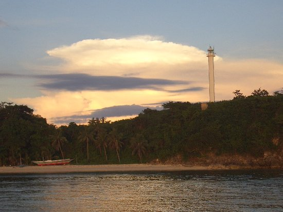 Lighthouse on Malapascua Island