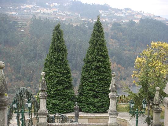 Convento de Alpendurada: Landscape