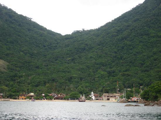 Ilha Grande, RJ: Village of Abraao