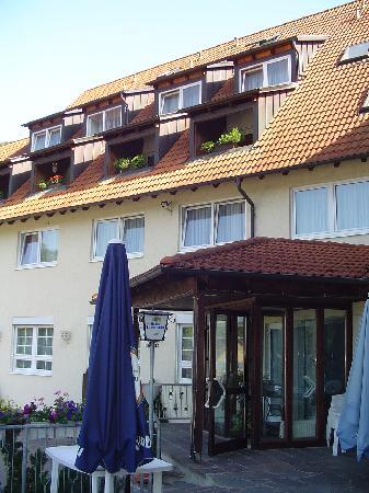Akzent Hotel Goldener Ochsen: Hotel