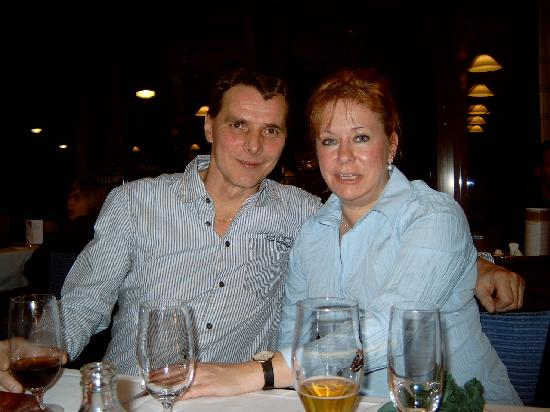Orea Resort Sklar: Im Speisesaal