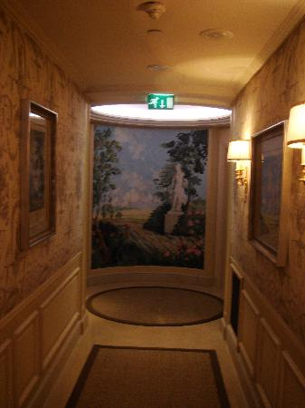 Four Seasons Hotel George V Paris: The Spa - the most tranquil spot on earth