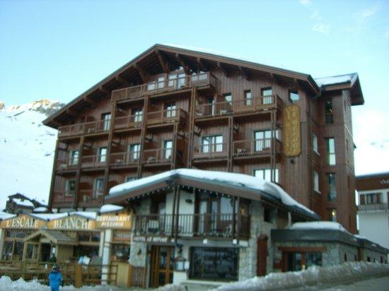 Hotel le Refuge : Outside