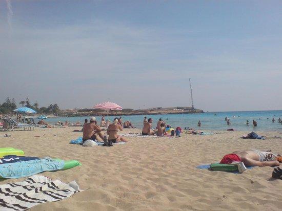 Tasia Maris Oasis: beach