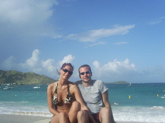 Royal Palm Beach Resort: Orient Beach