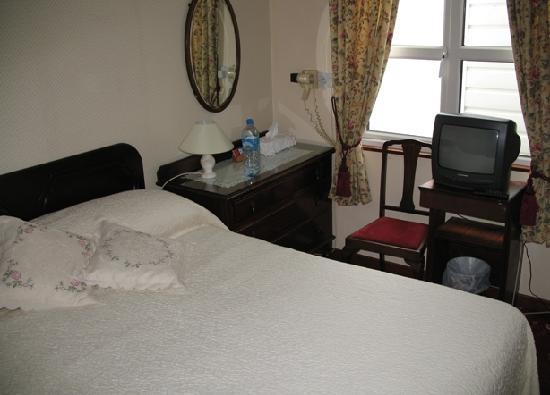 Kingstown House: stanza da letto