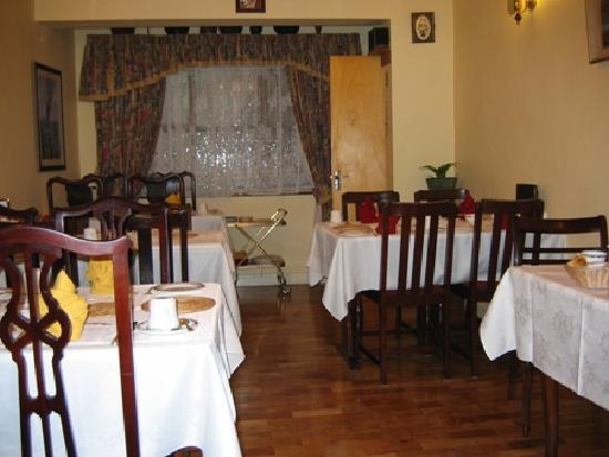 Kingstown House: Sala per la colazione