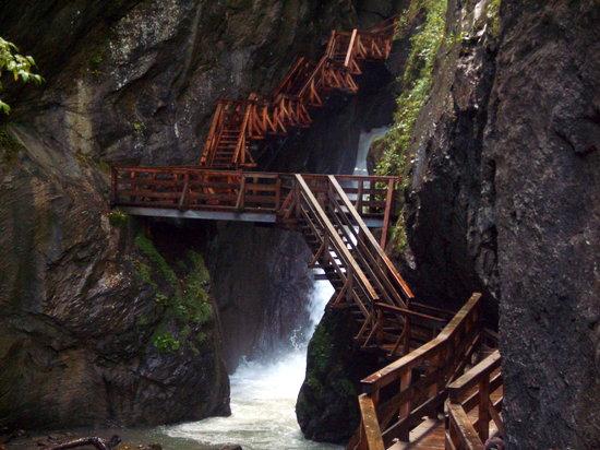 Zell am See, Austria: Sigmund Thun Klamm Kaprun