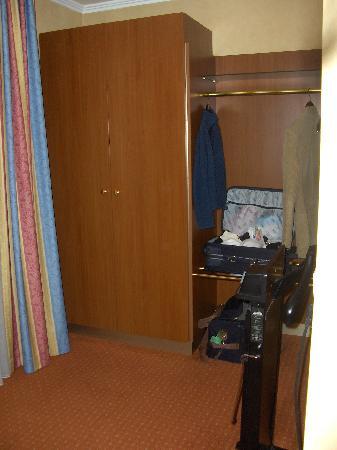 Hotel Quellenhof: Ingresso