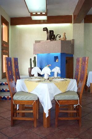 El Relicario De La Patria Hotel: comedor