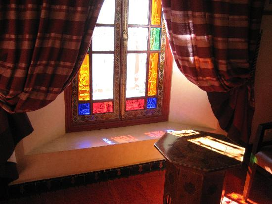 Riyad Al Moussika: Bathroom window