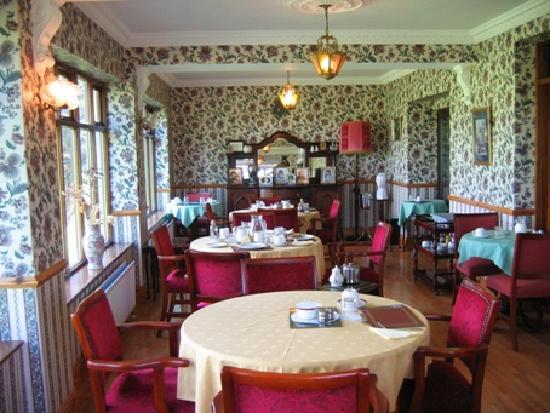 Cavangarden House : Sala per la colazione