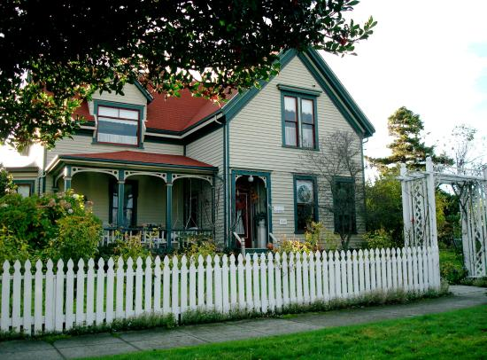 Port Townsend, Вашингтон: Holly Hill House