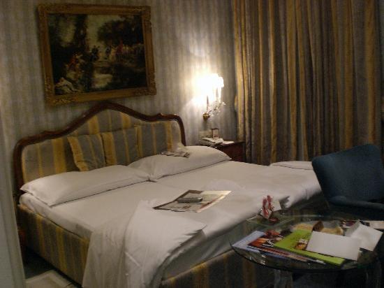 Hotel Sacher Wien : our room
