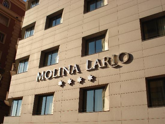 Hotel Molina Lario: Le nouveau bâtiment avec les chambres