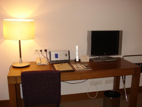 Hotel Molina Lario: Le coin détente (radio, tv)